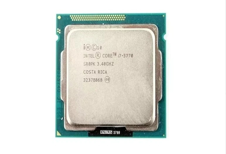 Процессор Intel Core i7 3770 (4×3.40GHz/8Mb/s1155) БУ