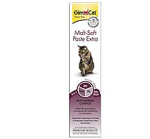 GimCat Malt Soft Extra паста для виведення шерсті,50г
