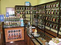 Торговое оборудование для магазинов чай кофе