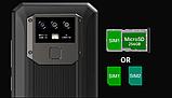 Смартфон Oukitel K15 Plus 3/32GB Black, фото 4