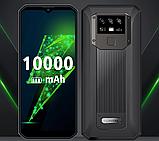 Смартфон Oukitel K15 Plus 3/32GB Black, фото 3