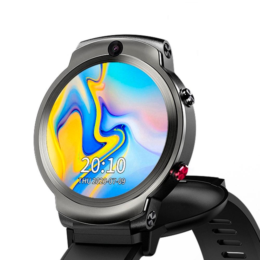 Смарт годинник Lemfo LEM13 black