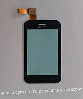 Сенсорный экран для мобильных телефонов Sony ST21i Xperia Tipo, ST21i2 Xperia Tipo, черный