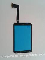 Сенсорный экран для мобильных телефонов HTC A510e Wildfire S, G13, чёрный, original