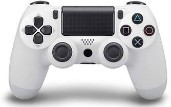 Проводной джойстик DoubleShock 4 PS 4 White Grey (25156)