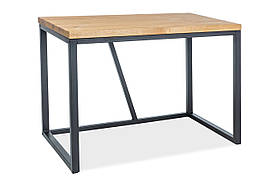 Комп'ютерний стіл Silvio 110х60 Натуральний Шпон