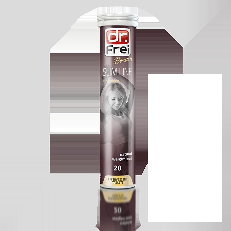 Вітаміни шипучі Dr. Frei Slime Line №20, Болгарія (3857)