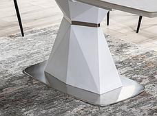 Стіл CORTEZ білий мат 160(210)X90, фото 3