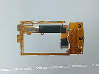 Шлейф для мобильного телефона Nokia X3-00, межплатный, с компонентами, с верхним клавиатурным модулем