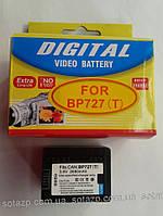 Аккумулятор для фото- видеокамеры Canon BP727 ,  BP-727 ,  BP 727   2680mAh