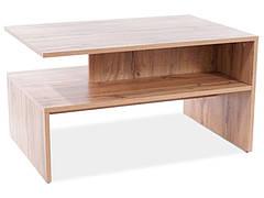 Журнальний столик FRIDA колір дуб вотан 90x60x50