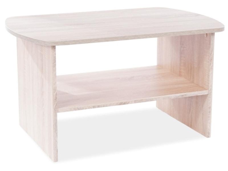 Журнальний столик HEKA дуб сонома 90X60X50