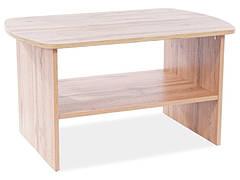 Журнальний столик HEKA дуб вотан 90X60X50