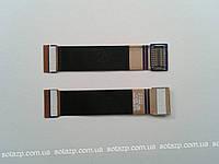 Шлейф для мобильных телефонов Samsung E1360, E1360S, межплатный, с компонентами