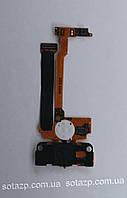 Шлейф для мобильного телефона Nokia N96, межплатный, с компонентами, с верхним клавиатурным модулем