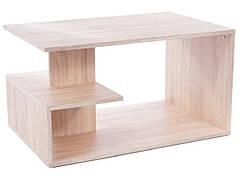 Журнальний столик SANTA дуб сонома 90X60X50