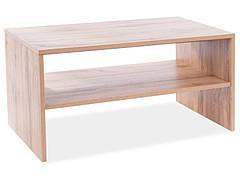 Журнальний столик SIMPLE дуб вотан 90X50X45