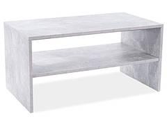 Журнальний столик SIMPLE бетон 90X50X45