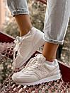Жіночі Кросівки New Balance 574 white, фото 3