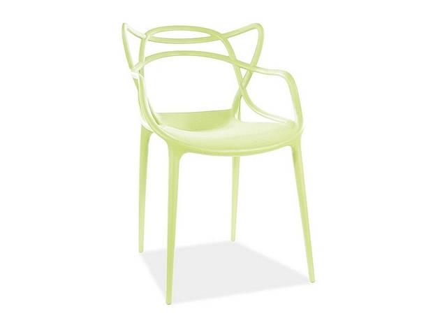 Стілець TOBY зелений, фото 2