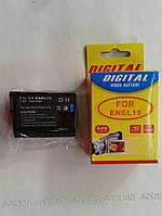 Аккумулятор для фото- видеокамеры Nikon EN-EL15,  ENEL15  decoded  1900mAh