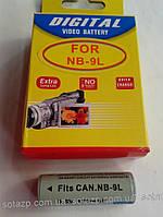 Аккумулятор для фото- видеокамеры Canon NB-9L, NB9L, NB 9L   870mAh