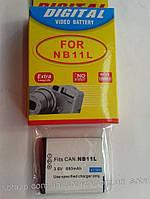 Аккумулятор для фото- видеокамеры Canon NB-11L,  NB11L,   680mAh