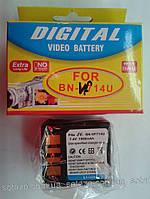 Аккумулятор для фото- видеокамеры JVC BN-VF714U,  BNVF714U   1500mAh