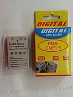 Аккумулятор для фото- видеокамеры Nikon EN-EL5,  ENEL5      1150mAh