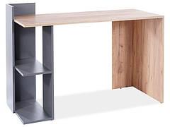 Комп'ютерний стіл B-001 дуб вотан / антрацит