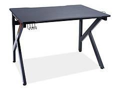 Комп'ютерний стіл B-306 чорний