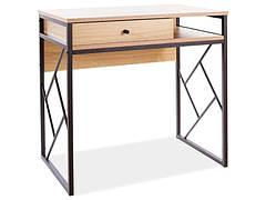 Комп'ютерний стіл TABLO B2 дуб/темно-коричневий