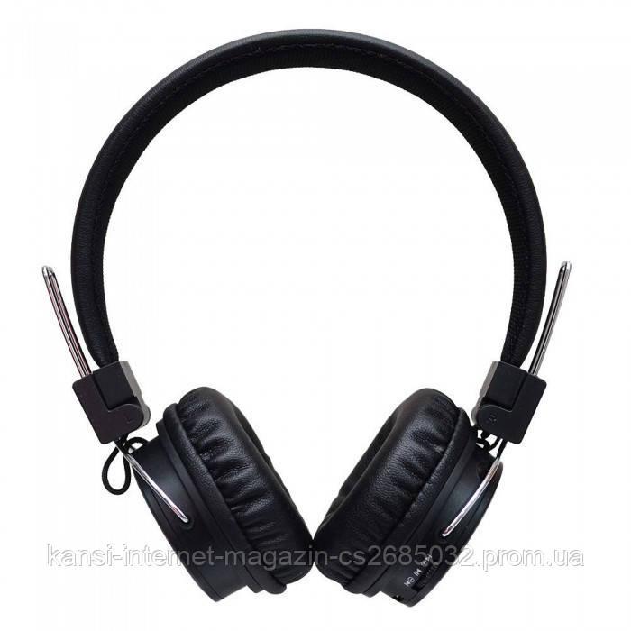 Навушники Безпровідні Bluetooth з MP3 плеєром NIA-X1