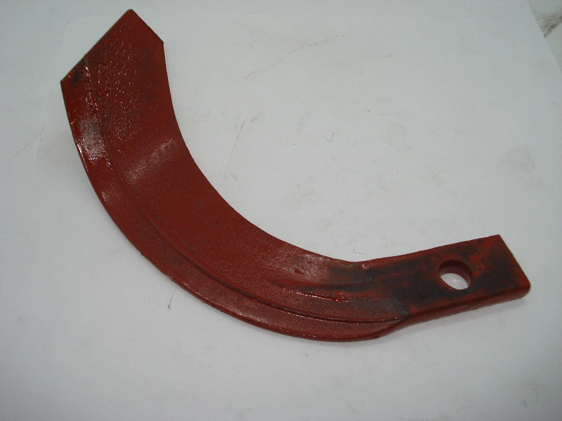 Ножа фрези лівий 510gr 160*195mm Mototraktor