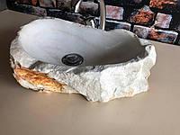 Раковина з натурального мармур  Pristine, фото 1