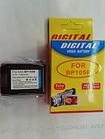 Аккумулятор для фото- видеокамеры Samsung BP105R   1030mAh