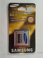 Аккумулятор для фото- видеокамеры Samsung SLB0937,  SLB-0937   900mAh