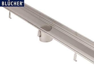 Лотковий канал Blucher із нержавіючої сталі AISI 304 (кухонный лоток) 3000 мм