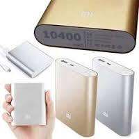 Мобильная зарядка POWER BANK  10400ma MI универсальное зарядное устройство power bank