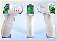 Термометр-пирометр бесконтактный PC868 для тела ( 32- 42,9 ℃), предметов (0  + 100℃), животных (32.0 - 45.0℃)