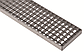 Лотковий канал Blucher із нержавіючої сталі AISI 304 (кухонный лоток) 3000 мм, фото 2