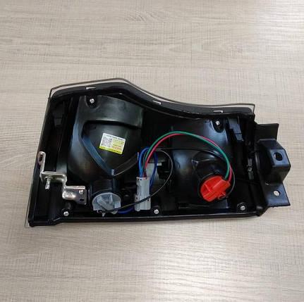 Указатель поворота левый ISUZU NQR71/NQR75 Исузу (8-97365173), фото 2