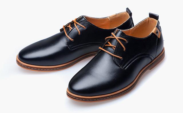 Мужские туфли стильные