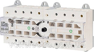 Переключатель нагрузки CLBSV 125 3P CO I-0-II