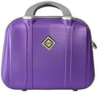 Кейс дорожній Bonro Smile середній фіолетовий (10091401)