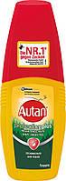 Autan Insektenschutz-Spray Protection Plus Zeckenschut Захисний спрей від комах і кліщів 100 мл