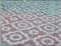 Плитка тротуарная ФЭМ «Фантазия» 30 х 30 х 3 см