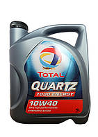 Масло моторне TOTAL QUARTZ 7000 ENERGY 10W-40 5л