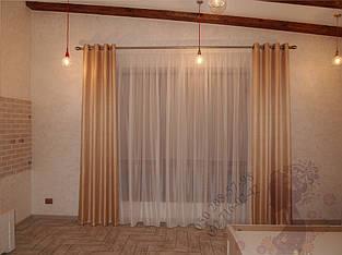 другой ракурс, освещение всегда имеет большое значение для внешнего вида Ваших штор