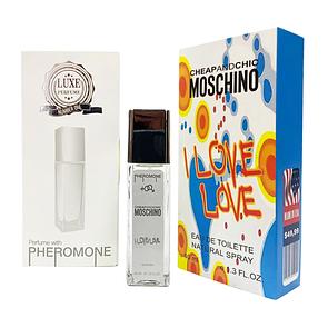 Pheromone Formula Moschino I Love Love женский 40 мл